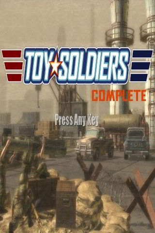Toy Soldiers: Complete! HD